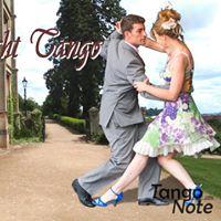 Twilight Tango -dance outdoors