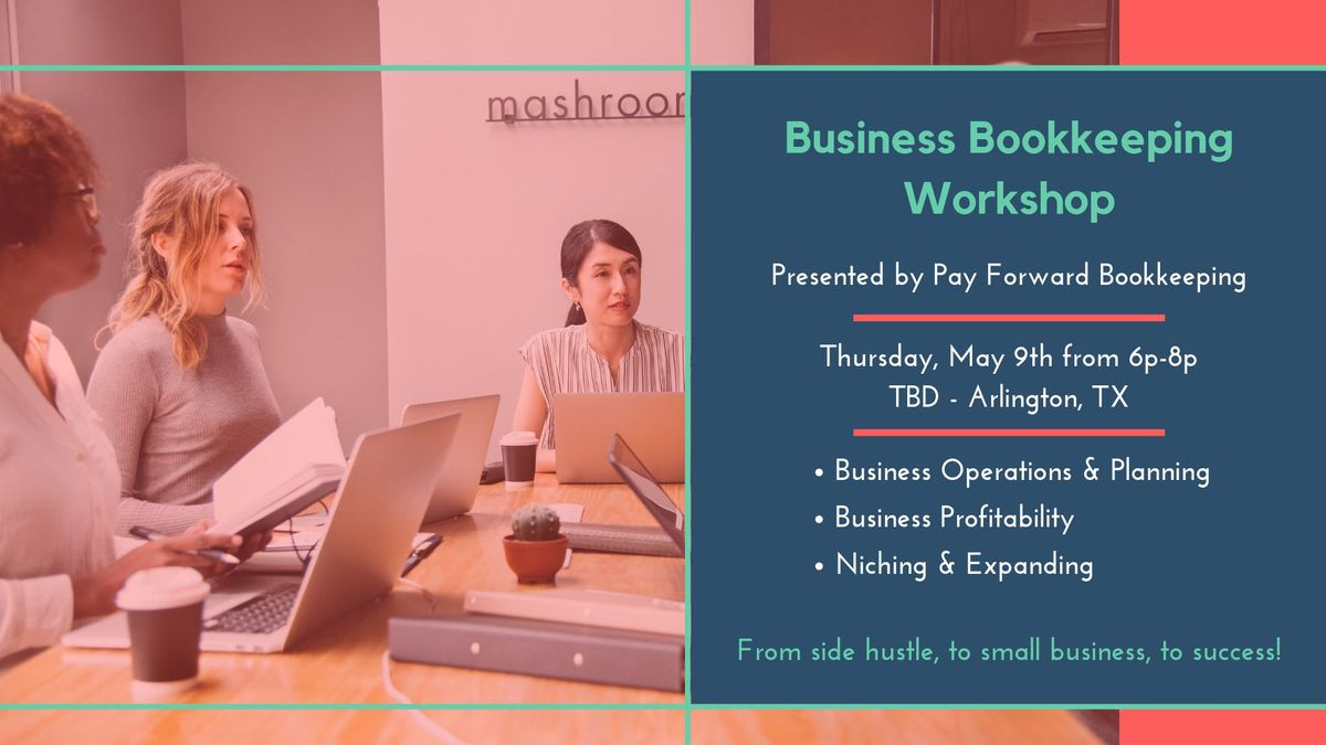Business Bookkeeping How to Start Profit & Succeed in Your Business