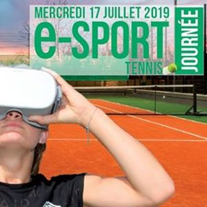 Journe e-sport tennis
