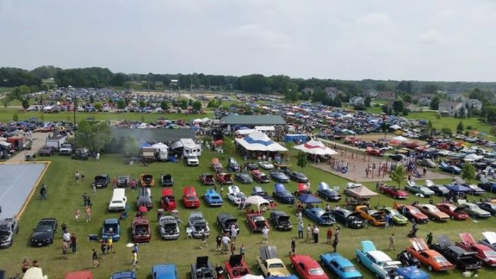 2018 Tichigan Lake Lions Club Car Show