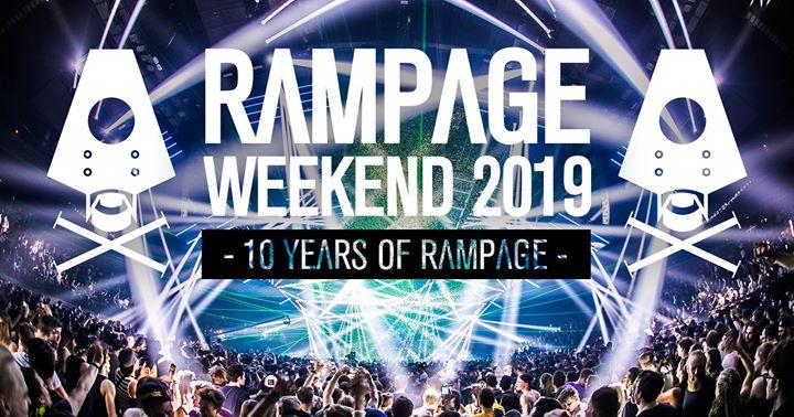 Rampage 2019 Weekend