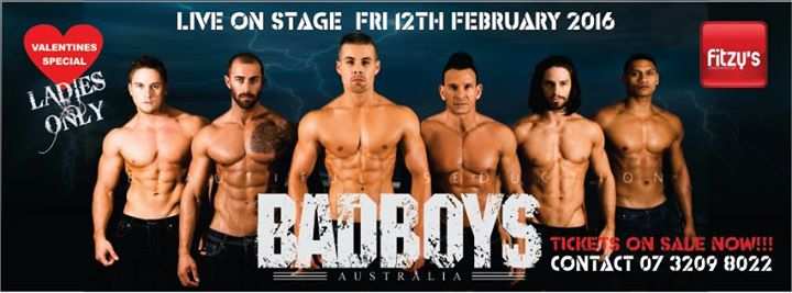 Bad boys date in Australia