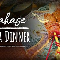 Omakase Robata Dinner