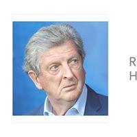 Roy Hodgson at the Oxford Union