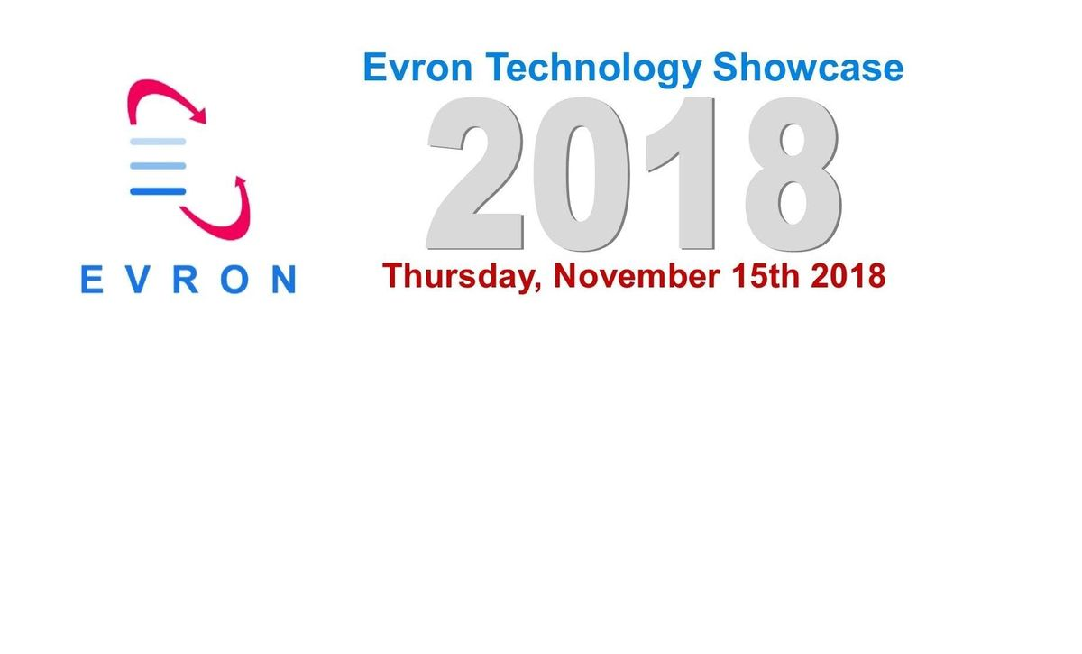 Evron Technology Showcase - 2018