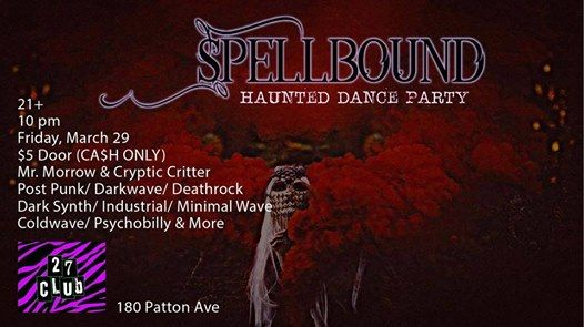 Spellbound Haunted Dance Party