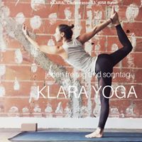 Yoga in der KLARA