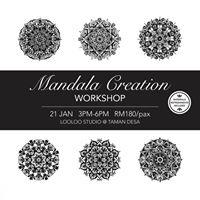 Mandala Creation Workshop