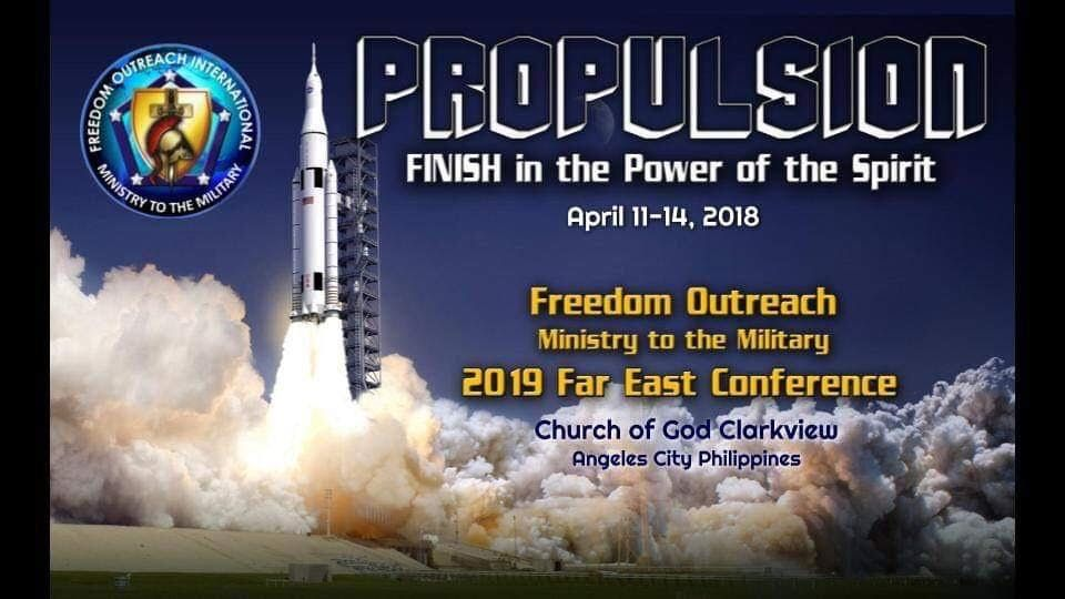 Freedom Outreach MTTM - Far East Spring Conference 2019