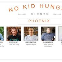No Kid Hungry First-Ever Phoenix Dinner
