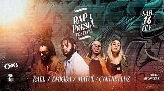 Rap  Poesia Festival