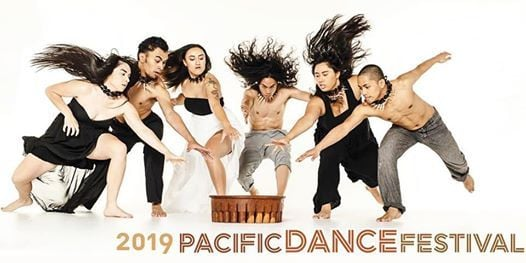Pacific Dance Festival 2019  Siva Maia by Opeloge Ah Sam