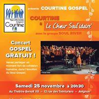 Concert gratuit Chur Soulidaire le 25 novembre 20h30