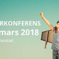 Lrkonferens 9 mars