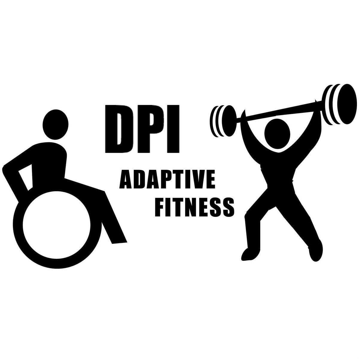 DPI Adaptive Games Tag Team Event