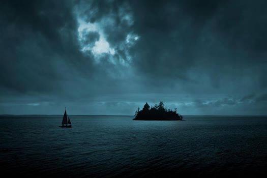 Nice Fictions - soire enqute Surnatural  Shadow Island