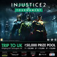 Injustice 2 Road To UK 2017 Tournament
