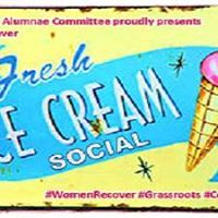 Chrysalis Alumnae Ice Cream Social