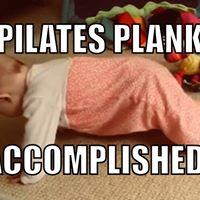 Post Natal Pilates classes