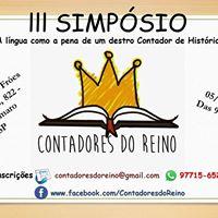 III Simpsio - Contadores do Reino