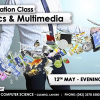 Free Orientation Class on Graphics &amp Multimedia