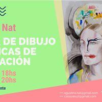 Taller de dibujo y tcnicas de ilustracin x Agustina Nat