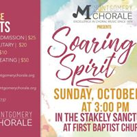 Montgomery Chorale presents &quotSoaring Spirit&quot