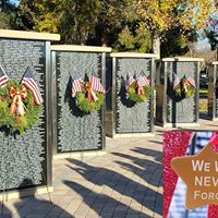 Christmas Wreath Laying Ceremony
