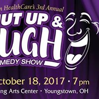 Shut Up and Laugh Comedy Show