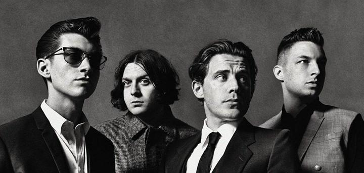 Arctic Monkeys in Queens