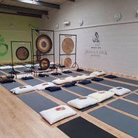 Gong Bath at One Yoga Chorlton Sunday 10th December 8pm