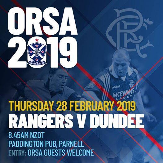 LIVE - Rangers v Dundee - SPFL