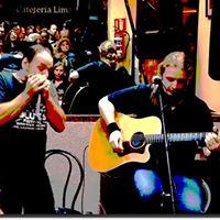 aco Goi y Kapo Alburquerque - Blues Concert