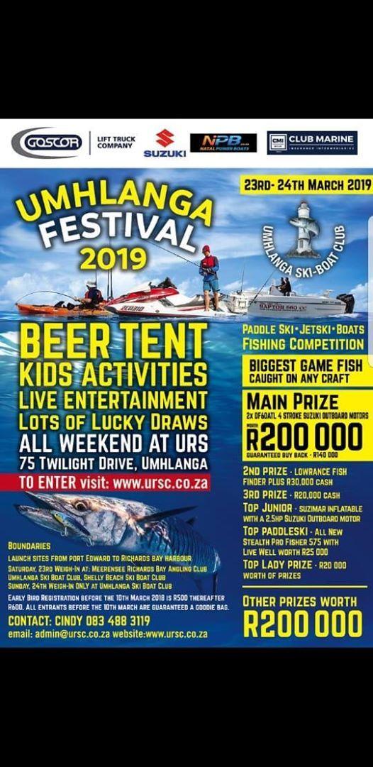 Umhlanga Festival 2019