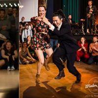 Lindy workshop med James og Agnes Med pflgende sosialdans )