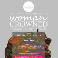 Unparalleled Woman Woman Crowned