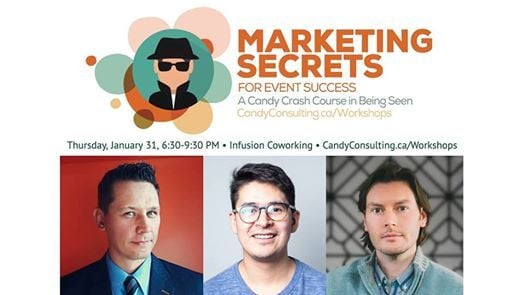 Marketing Secrets  Mastering Your Event Story