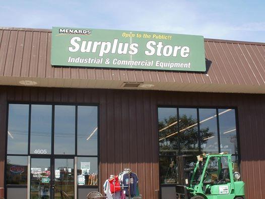 Menards Surplus Store is OPEN | Eau Claire