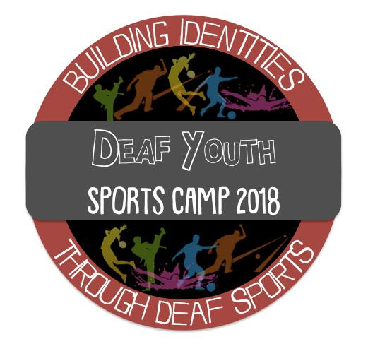 Deaf Youth Sports Camp 2018
