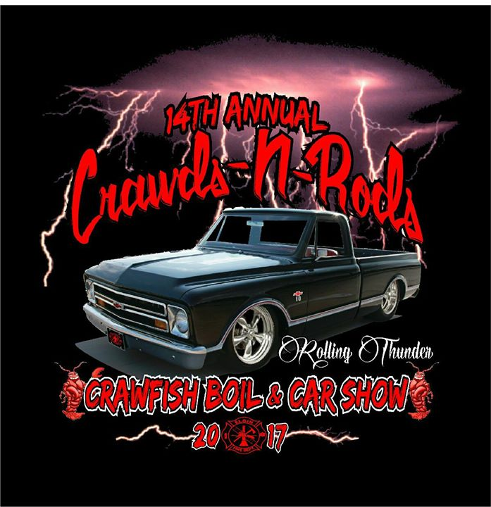 Image result for crawds and rods 2017