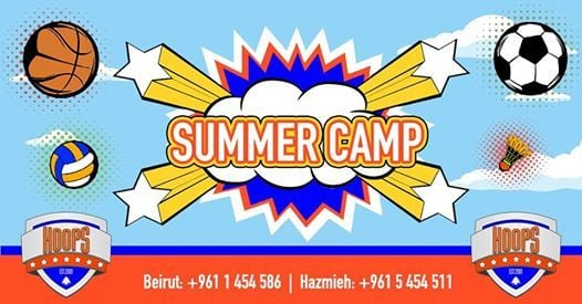 Hoops Summer Camp 2019