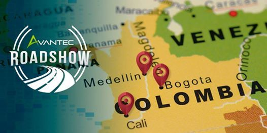 Road Show Avantec - Bogot Colombia