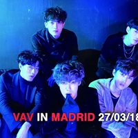 VAV 2018 Meet &amp Greet in Madrid  Spotlight Tour [27032018]
