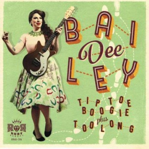Bailey Dee (US) - concert Missy Sippy