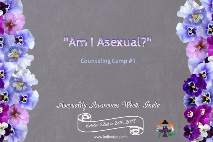 Am I Asexual Counseling camp