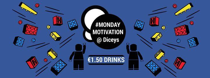Diceys Mondays 18  All Food & Drinks 1.50