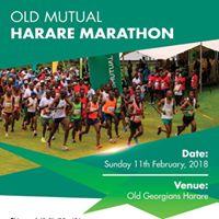 OLD Mutual Harare Marathon