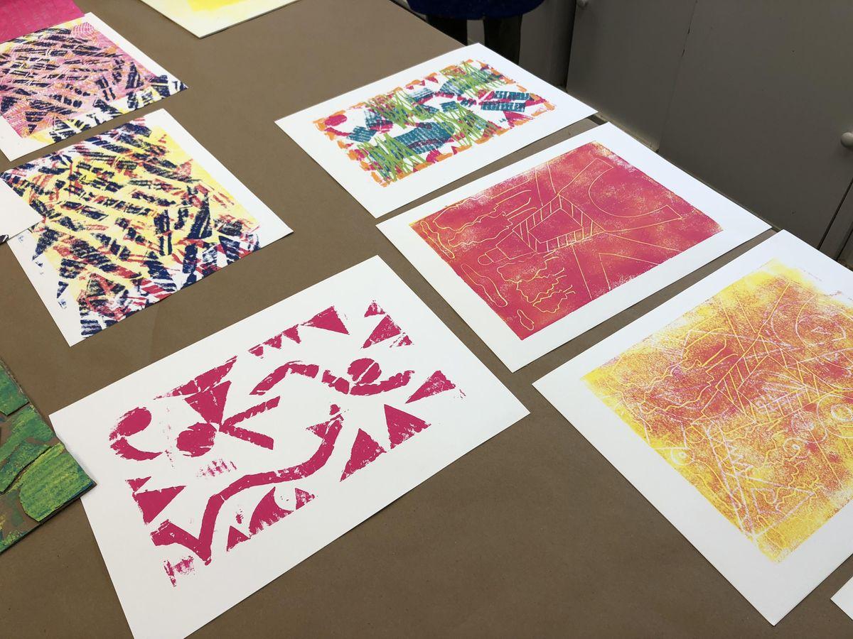 Print & Play with Sarah Matthews