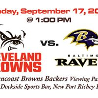 Browns vs Ravens