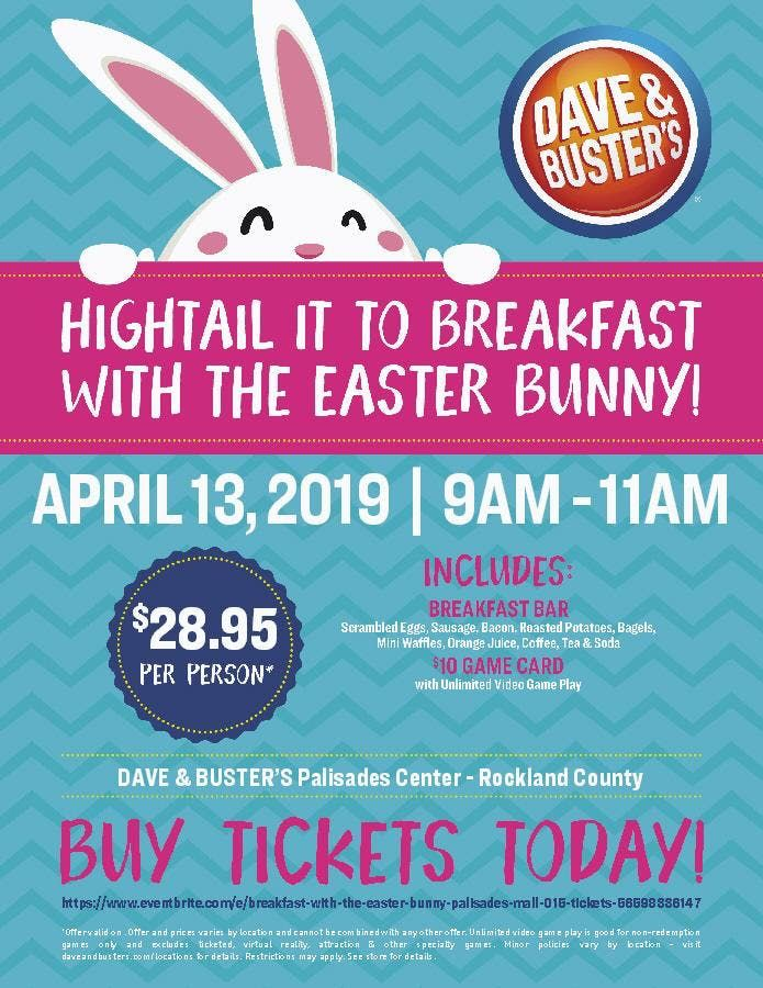 Breakfast with the Easter Bunny Palisades Mall 015 at 4661